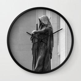 Ivstitia - justice Wall Clock
