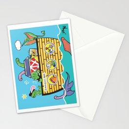 Jurassic Ark Stationery Cards