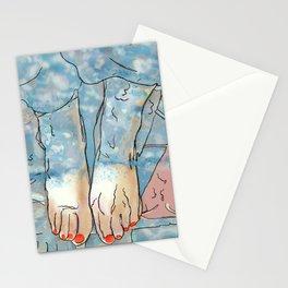 Footbath Stationery Cards