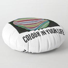 Farbwerk Floor Pillow