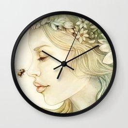Teresa Wall Clock