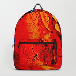 Planet soul Backpack