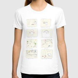 Noisy child T-shirt