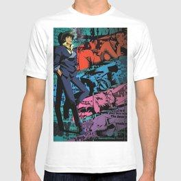 Cowboy Bebop - Space Cowboy  T-shirt