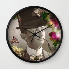 Odd Boy Wall Clock