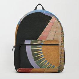 Altarpiece No. 1 Group X Hilma Af Klint 1915 Backpack