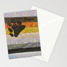 Bear Pride in Bloom Stationery Cards