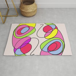 Unconditional love Soulmate Rug