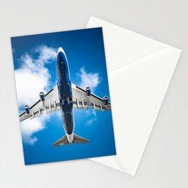 British Airways Boeing 747 Stationery Cards