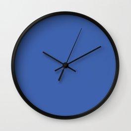 327. Kakitsubata-iro (Iris-Color) Wall Clock