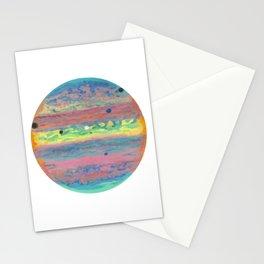 Triple Eclipse on Jupiter Stationery Cards