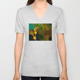 Giant Kelp Unisex V-Neck