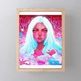 The Spirit of Sugar Lake Framed Mini Art Print