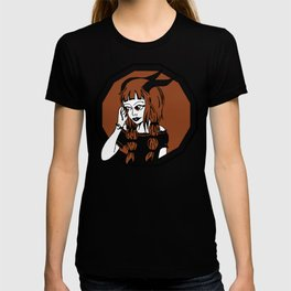 Astro Capricorn woman T-shirt