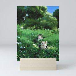 Internet Cats Mini Art Print
