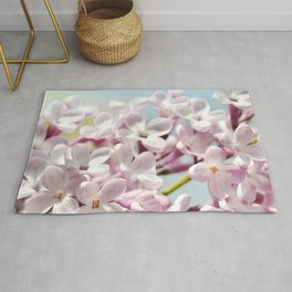 Lilac pink 300 Rug