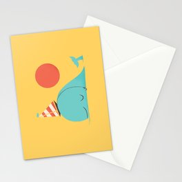 Party Hat Stationery Cards