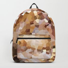 Swimming in Gold Backpack