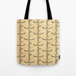 Aldus Manutius Printer Mark Tote Bag