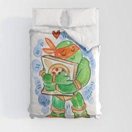 Teenage Mutant Ninja Turtles Hug Comforters