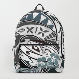 Hawaiian - Samoan - Polynesian Tribal Threads Backpack