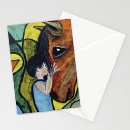Fragmented Nature #001 Stationery Cards