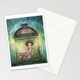 The Light that Never Dies Stationery Cards