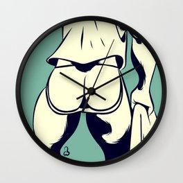 Jock 2 Wall Clock