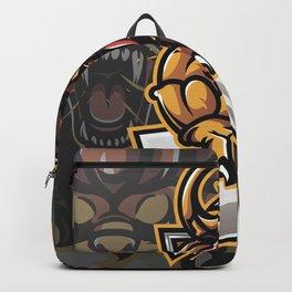Mad lion GYM Backpack