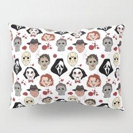 Horror Villains  Pillow Sham