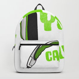 Can't hear You I'm Gaming Backpack