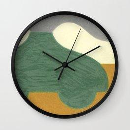 The Onion Soup Car Wall Clock