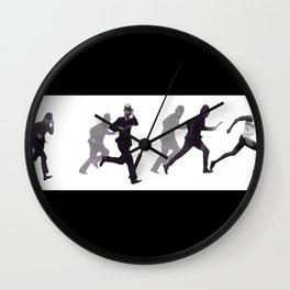 Relay Wall Clock