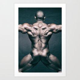 """Vitruvius"" Art Print"