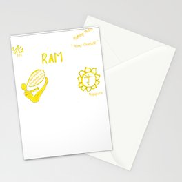 Honor Oneself Stationery Cards