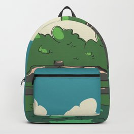 woodland Fence Backpack