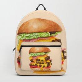 Juicy Cheeseburger Backpack