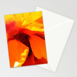 poppy 2 Stationery Cards