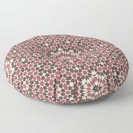 Moorish Dusty Pinks Floor Pillow