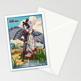 Temperance Ixtlamachiliztli Stationery Cards