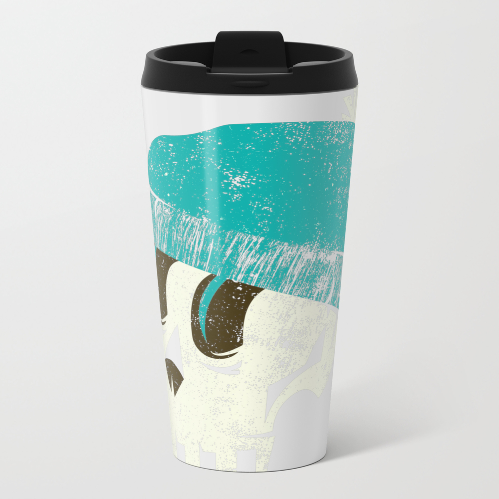 Skull Travel Cup TRM7695968