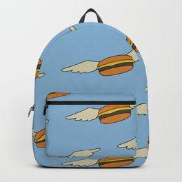 Bob's Burgers Flying Burger Backpack