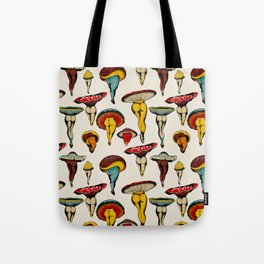 Sexy mushrooms Tote Bag