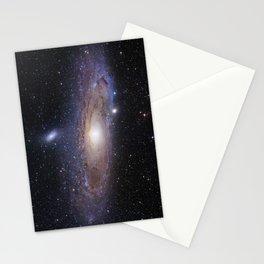 Andromeda Galaxy Stationery Cards