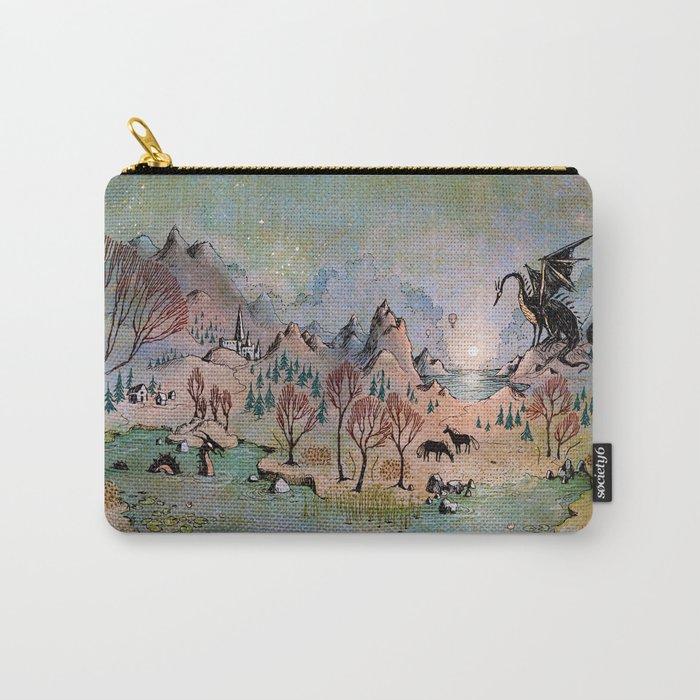Dragon Hills Tasche