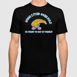 GIRAFFE DONUT WHEELS T-shirt