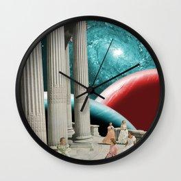Cosmic Cotillion Wall Clock