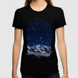 At the roof of the world T-shirt