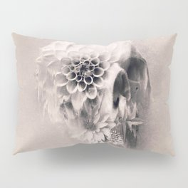 Decay Skull Light Pillow Sham