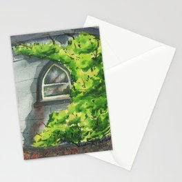 Window at Inveraray Castle Stationery Cards